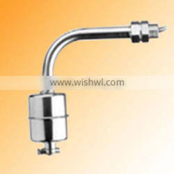 SUS316 stainless steel horizontal liquid water magnetic float level switch sensor 5CFS-S2A2