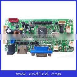 """7"""" 10"""" 13"""" 14"""" 15"""" 17"""" 19"""" 21"""" 23"""" 24"""" 26"""" LCD Main board with Convert Panel Interface"""