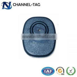 8.2mhz RF retail security small square eas hard tags for clothing
