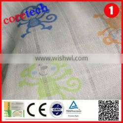Washable comfortable super soft fabric for baby, muslin gauze fabric
