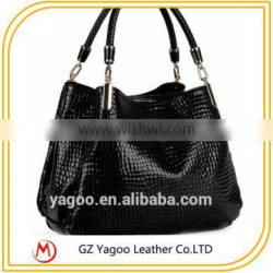 wholesale handbags Crocodile grain stylish elegance Ladies Bag