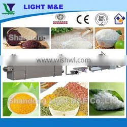 Hot Sale Multi-function Instant Rice Snacks Extruding Machine