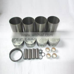 For A498 engines spare parts of piston ring liner connecting rod bushing for sale