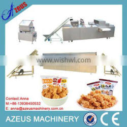 China most popular instant noodles forming line/noodle snack making machine