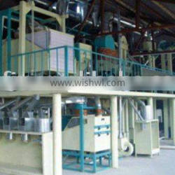 Complete Plant for milling