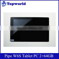Hot PiPo W6S 8.9 inch intel Z3537F Quad Core 1920*1200 2GB + 64GB Dual Boot 3G Phone call Tablet PC