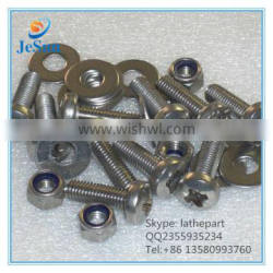 China Hot Sale Hex Stainless Steel Bolts and Nuts