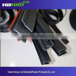 China factory adhesive intumescent rubber seal