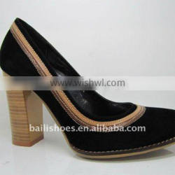 Office high heel lady Autumn shoes,new style and fashion