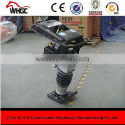 WH-RM75HC WH156 gasoline engine compactor rammer