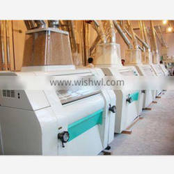 Multifunctional new design wheat flour mill price / wheat flour grinding machine for sale