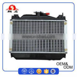 Tricycle Parts Custom High Quality Aluminium Plastic Radiator