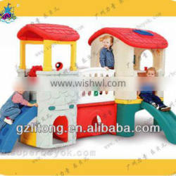 Playgound Indoor Small Plastic Slide 7-16d