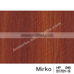 PVC Material Decorative Wood Grain Film