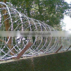 concertina wire for sale/ concertina razor wire /weight barbed wire