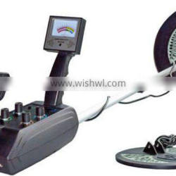 Searching gold and silver underground metal detector