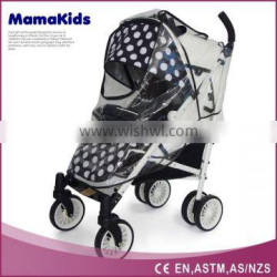 breathable eye-protector rain and wind cover for baby stroller