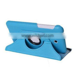 360 Degree Rotating Leather Stand Cover Case For Asus FonePad FE 375