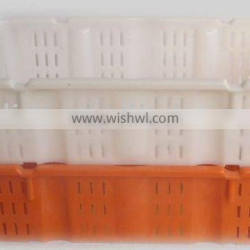 2016 plastic fish crate for sale