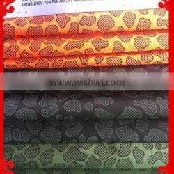 2015 latest Italy design pattern 100%cotton printed fabric for shirt