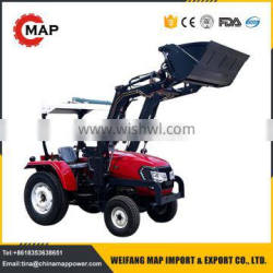 4WD 30HP MAP304 4WD chinese farm mini tractor 4x4