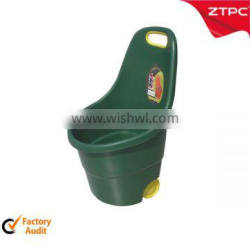 plastic dustbin for collecting waste