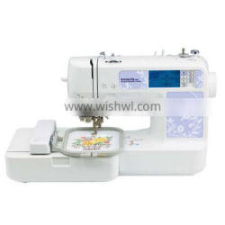 Multifunctional embroidering machine,embroidery machine