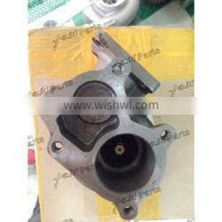 4JG1 Turbo Chargers For Excavator Diesel Engine Spare Parts