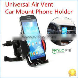 Luxury 3.5 to 6.5 inch GPS Universal Air Vent Car Mount Phone Holder