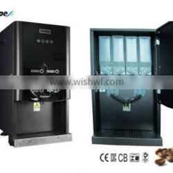 2013 Sapoe touch screen espresso coffee machine with CE approval