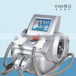 Freckles Removal IPL Machine / IPL Pores Refining Hair Removal / Portable IPL Armpit / Chest