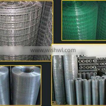 PVC welded wire mesh(factory)