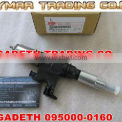 DENSO Common rail injector 095000-0160, 095000-0164, 095000-0166 for ISUZU 8943928624