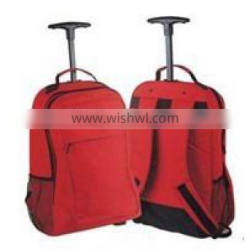 cheap promotional trolley backpack bag