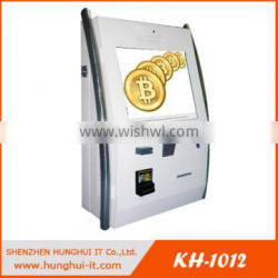 touch screen ATM kiosk payment terminal with ATM Thermal receipt printer bitcoin atm