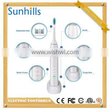 Cheap Promotion Gifts travel suit ultrasonic toothbrush
