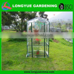 Plastic tent garden small sungine green houses
