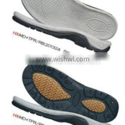 custom make comfortable running shoes MD leather sandal sole Quality Choice