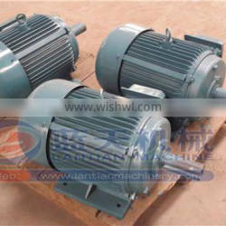 Professional direct-sale Speed-changing 3 phase 380v ac YCT112-4A electric motor