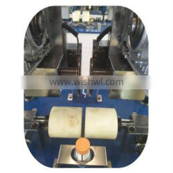 Excellent knurling machine with insertion for aluminum windows and doors