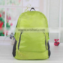 Lightweight breathable Travelling Foldable Backpack