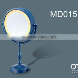 sensor switch anti-fog movable decorative table top mirrors