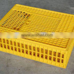 turnover box for chickens
