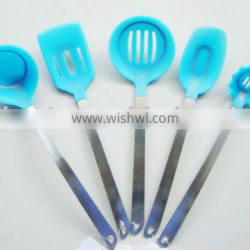 5pcs Silicone Kitchen Tools