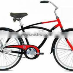 26inch New model comfortable and good quality womens beach bike