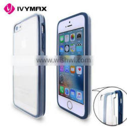china supplier cell phone cases for iphone 5se clear TPU case