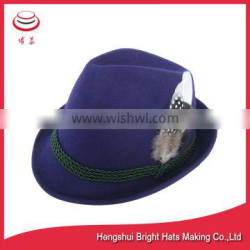 Women's Wool Felt hats With High Quality
