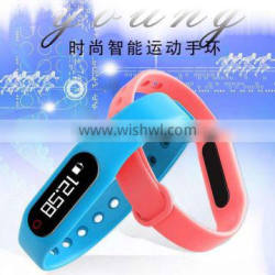 Wireless Waterproof Touch Screen Pedometer + Activity Tracker Wristband Fitness Smart Bracelet & Sleep Monitor + Bluetooth sync