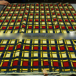 The Real Manufacturer of Hitarget Real Wax Fabrics 100% Cotton Real Wax Prints Fabric