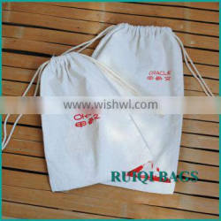Factory sell cotton packaging bag